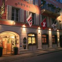 Hotel Stern Chur, hotel in Chur