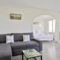Large studio design w balcony at the heart of Biarritz - Welkeys
