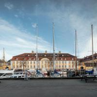Kanalhuset, hotel in Christianshavn, Copenhagen