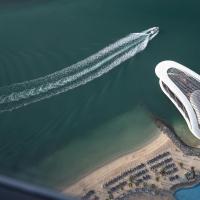 Conrad Abu Dhabi Etihad Towers، فندق في أبوظبي