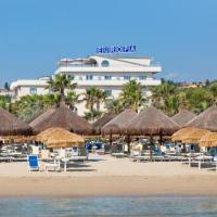 Hotel Europa Beach Village, hotell i Giulianova