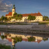Hotel Klastrom, hotel en Győr
