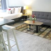 Parkview DOWNTOWN Modern Loft+Full Kitchen, Gym, Rooftop