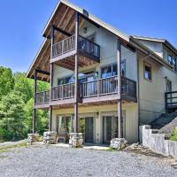 Timber Frame Cabin with South Holston Lake Views, hotel di Abingdon