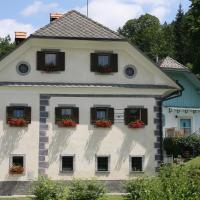 Apartments Cvetje v Jeseni, отель в городе Шкофья-Лока