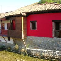 House with 4 bedrooms in La Riera Cangas de Onis with furnished terrace, hotel in Torío