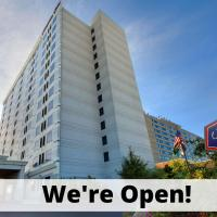 Hampton Inn NY-JFK Jamaica-Queens, hotel near John F. Kennedy International Airport - JFK, Queens