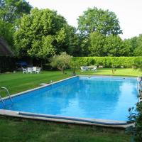 House with 2 bedrooms in Saint Branchs, with shared pool, furnished garden and WiFi