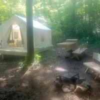 Tentrr - Hidden Hilltop Hideaway