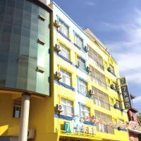 7天酒店·西双版纳嘎洒机场客运南站店,允景洪的飯店