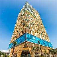 Fusion Suites Vung Tau, отель в Вунгтау