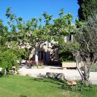 House with one bedroom in Cavaillon with enclosed garden and WiFi