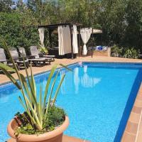 Villa with 7 bedrooms in Olivella with wonderful mountain view private pool enclosed garden