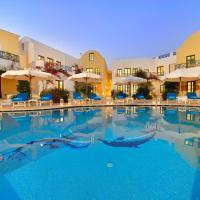 Tamarix Del Mar Suites, hotel in Kamari