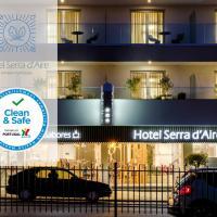 Hotel Serra d`Aire, hotel em Fátima