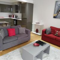 RiiS Apartments Camberley, hotel in Camberley