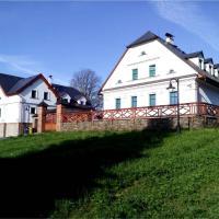 Centrum Slezská Harta, hotel v destinaci Bruntál