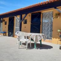 Apartment with 2 bedrooms in Sanjenjo with furnished terrace 500 m from the beach