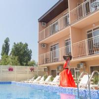 Euroline Hotel Zatoka, готель у Затоці