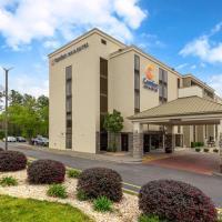 Comfort Inn & Suites Durham near Duke University, hotel in Durham