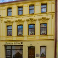Penzion Růže, hotel a Benešov nad Ploučnicí