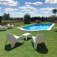House with 3 bedrooms in Alcaracejos with shared pool enclosed garden and WiFi