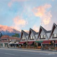 Astoria Hotel, hotel in Jasper