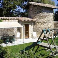 House with 2 bedrooms in Anneyron with enclosed garden and WiFi、アネロンのホテル