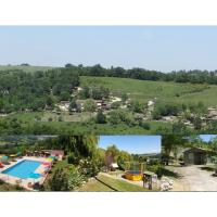 Camping Le Bourdieu, hotel in Durfort