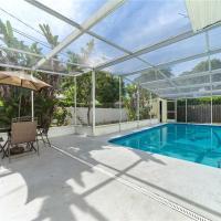 Villas Mansion, Private Heated Pool, 4 Bedrooms, Wifi, Office, Sleeps 14