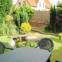 Apartment with 2 bedrooms in De Panne with furnished garden and WiFi 200 m from the beach