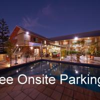 Best Western Gregory Terrace, hotel em Brisbane
