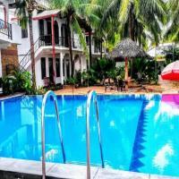 Crescent Sea Resort, отель в Нилавели