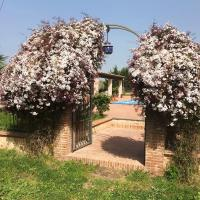 Studio in Grammichele with shared pool and WiFi 50 km from the beach, hotell i Grammichele