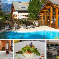 Hotel-Restaurant Spa Les Peupliers, hôtel à Baratier