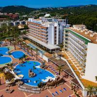 Aparthotel Costa Encantada, отель в Льорет-де-Маре