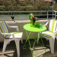 Apartment with 2 bedrooms in Carcassonne with furnished terrace 55 km from the beach