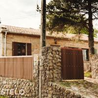 House with 2 bedrooms in Sistelo, with wonderful mountain view, enclosed garden and WiFi