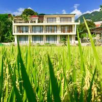 Mai Chau Green Rice Field Hotel