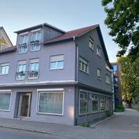 Fam M & H Schöne 4 Zimmer Wohnung in Wangen Im Allgäu, отель в городе Ванген-им-Алльгой