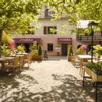 Hotel au Fil de L'Eau - La Malate, hôtel à Besançon