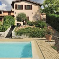 Villa with 2 bedrooms in Costa Nocera Umbra Perugia with private pool furnished terrace and WiFi 20 km from the slopes