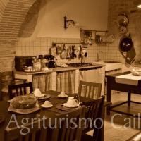 Agriturismo Cailuca, hotell i Pietralunga