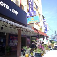 Dboss Hotel, Hotel in Mersing