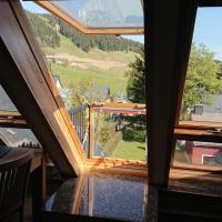 Ferienwohnung Dachspitze mit Tiefgaragenstellplatz und Skiraum