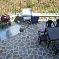 Apartment with 2 bedrooms in Orturano with wonderful mountain view enclosed garden and WiFi 25 km from the slopes