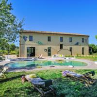 Beautiful Villa in Barchi with Private Pool