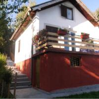House with one bedroom in Jazvine with enclosed garden