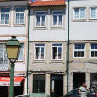 House with 2 bedrooms in Lamego with furnished terrace and WiFi