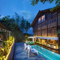 Rice View Villa, отель в городе Луншэн